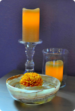 candle-and-bowl
